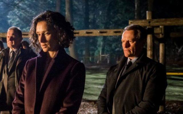 ITV #1 Thursday in the UK as 'Paranoid' top program.
