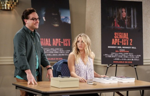 CBS, without football' #1 Thursday as 'The Big Bang Theory' leads the way as the top program of the night.