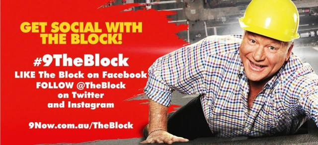 Nine #1 Thursday in AU as 'The Block' was the top program ... again.