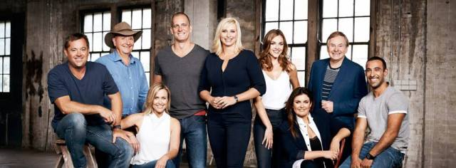 'Better Homes and Gardens' Australia top program on Friday.