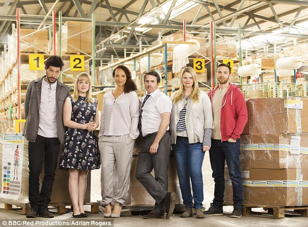 BBC One #1 Tuesday in the UK as 'Ordinary Lies' top program outside of soaps.
