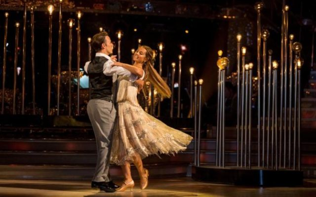 BBC One #1 Saturday in the UK as 'Strictly Come Dancing' top program.