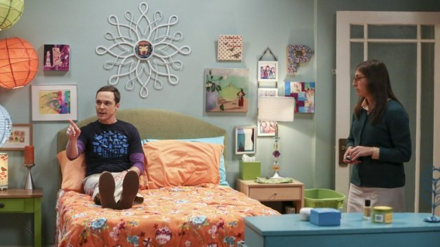 NBC #1 broadcast network Monday as CBS' 'The Big Bang Theory' top program.