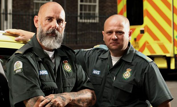 BBC One #1 Tuesday in the UK as 'Ambulance' was the top program.