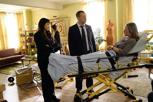CBS dominates Friday as 'Blue Bloods' is the top program.