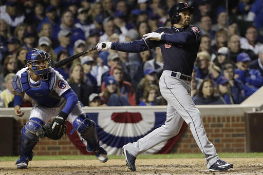 FOX #1 Friday as 'MLB World Series Gm#3' top program as Indians beat Cubs.