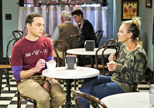 NBC #1 Broadcast Network  Monday as CBS' 'The Big Bang Theory' top program