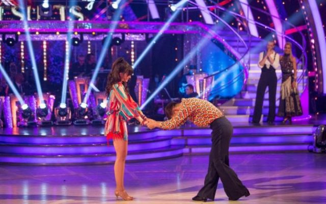 BBC One #1 Sunday in the UK as 'Strictly Come Dancing' top program...barely.