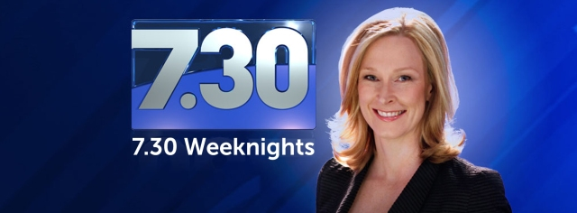 ABC #1 Monday in Australia as '7.30' top program and 'Seven News' top newscast.