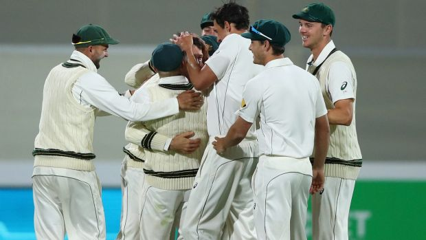Nine #1 Saturday in Australia as 'Third Test:Australia v South Africa D3' top program.