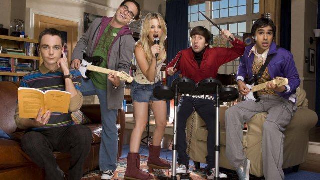 Nine #1 Thursday in Australia as 'The Big Bang Theory' top program.