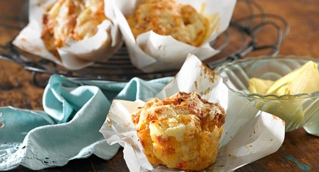 Seven #1 in Australia Friday as 'Better Homes & Gardens' top program as Gluten-free savoury muffins water your mouth.