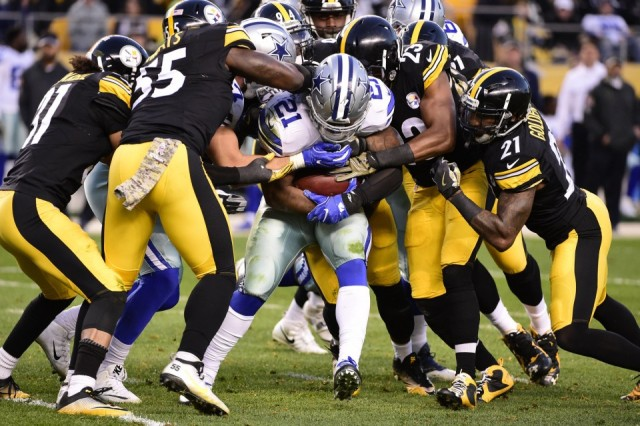 NBC #1 Sunday as FOX's 'NFL Overrun' featuring the Dallas Cowboys v Pittsburgh Steelers was the top program.
