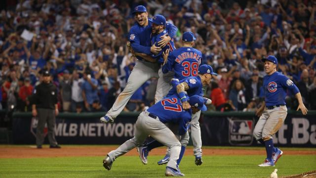 FOX finished #1 Wednesday as the Chicago Cubs won their first World Series to become World Champions as they defeated the Cleveland Indians 8-7 with more than 43 million viewers tuned in at the peak of the telecast.