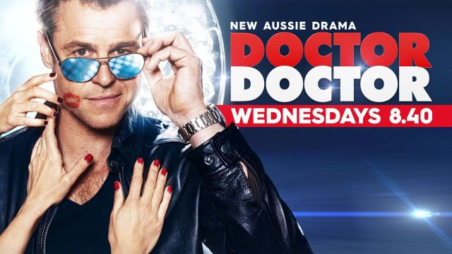 Nine #1 Wednesday in Australia as 'Doctor Doctor' top program.