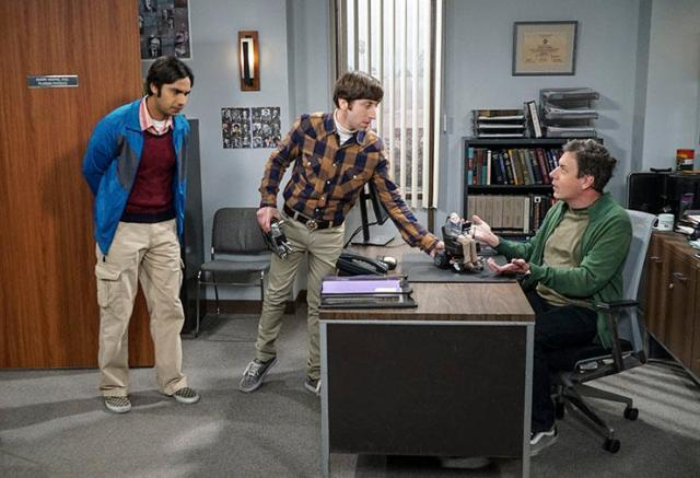 NBC #1 Thursday but CBS' had 'The Big Bang Theory' as it was the #1 program in the English speaking world on Thursday.