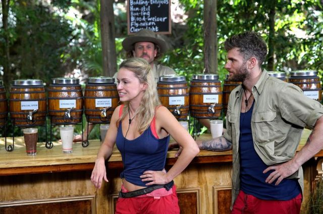 ITV #1 in the UK Thursday as 'I'm A Celebrity. Get Me Out Of Here!' continues to be the top program in the UK.