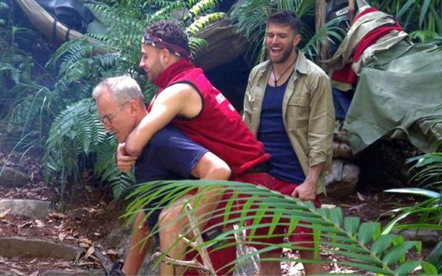 ITV #1 Monday as 'I'm A Celebrity. Get Me Out Of Here!' top program.
