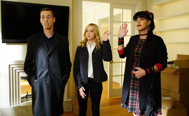 If it's Tuesday, it's CBS. And, 'NCIS' is always #1, this week with over 14 million viewers.