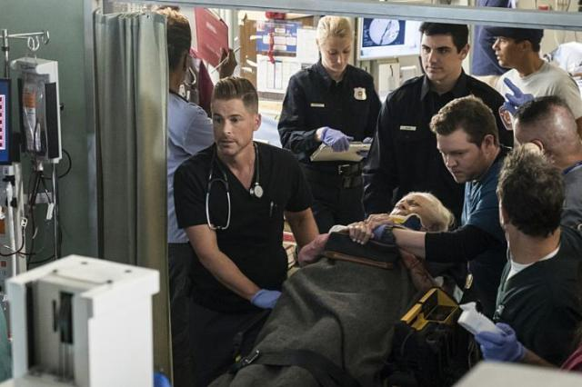 CBS #1 Wednesday as 'Code Black' top program.