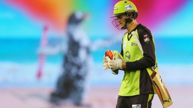 Ten #1 Thursday in Australia as 'Cricket:KFC Big Bash League Game 3' featuring the Melbourne Renegades defeating Sydney Thunder' was the top program.