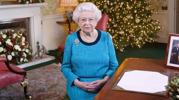 ABC #1 in Australia Christmas Day as 'The Queen's Christmas Message' top program.
