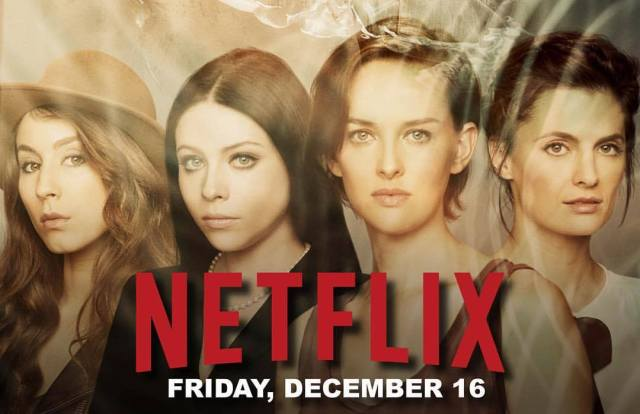Sean Hanish's film, 'Sister Cities' is now available on Netflix. Bring your favorite women into your home this holiday season. @sistercitiesmovie is now streaming on Netflix in US & Canada! @jessweixler @sleepinthegardn @michelletrachtenberg @drstanakatic @colettefreedman @aimeegarcia4realz @thetomeverettscott @smarthouse26 @seanhanish