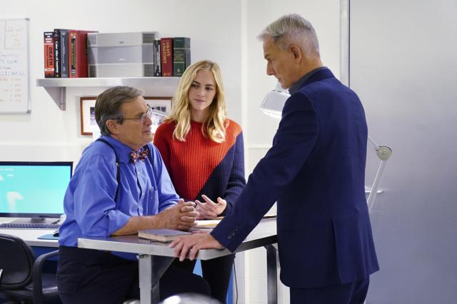 CBS #1 Tuesday as 'NCIS' finished as the top program. The World's most watched drama is tops once again.