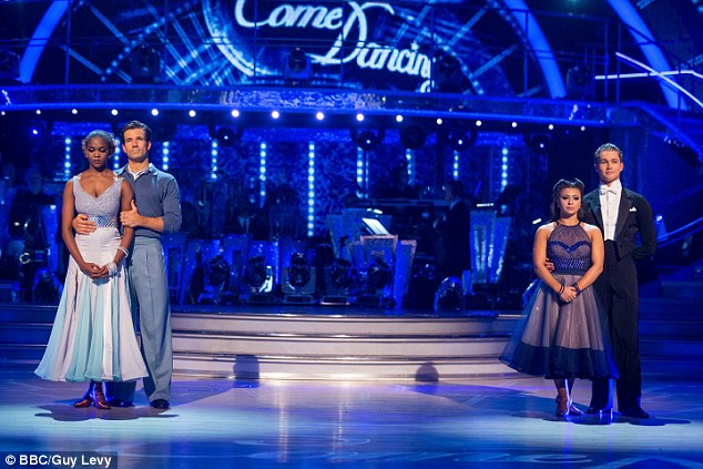 BBC One #1 Sunday as 'Strictly Come Dancing' top  program in the UK.