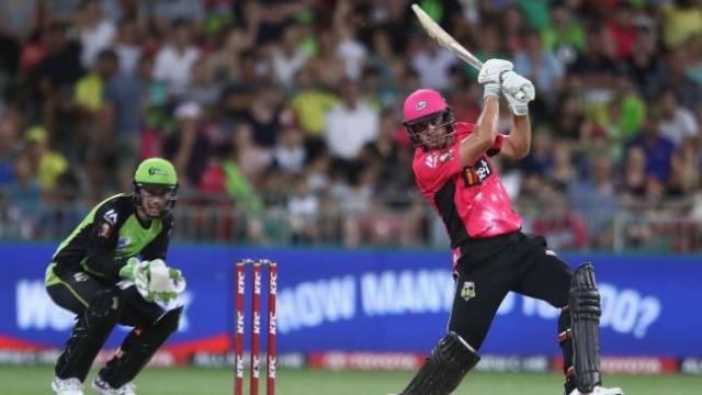 Ten #1 Tuesday in Australia as 'Big Bash League' is back and it was the #1 program as the Sixers & Thunder squared off.