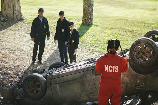 CBS #1 Tuesday as 'NCIS' again the top program.