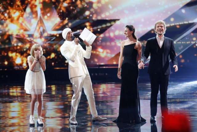 NBC #1 broadcast network Monday as 'America's Got Talent-Holiday Spectacular' top program