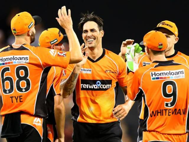 Ten #1 Friday in Australia as 'Cricket:Big Bash League Game 5' top program.
