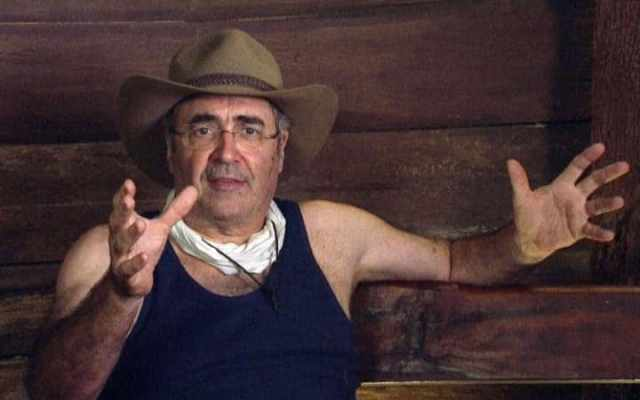 ITV #1 Thursday in the UK as 'I'm A Celebrity. Get Me Out Of Here!' top program as Larry is ejected or is it rejected.