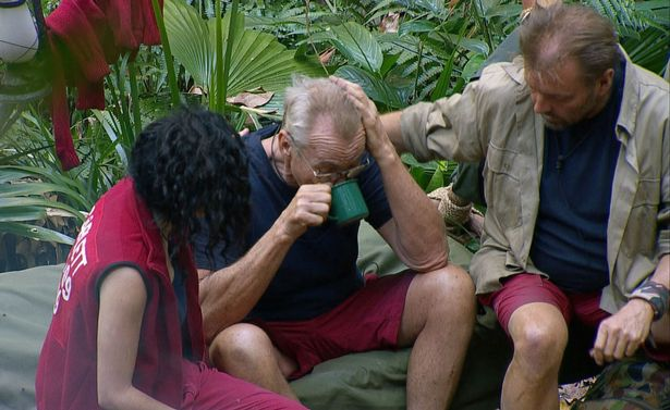 ITV #1 Wednesday in the UK as 'I'm A Celebrity. Get Me Out Of Here! top program.