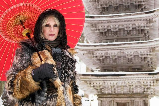 ABC #1 Sunday in Australia for the second night in a row as 'Joanna Lumley's Japan' was the top program.