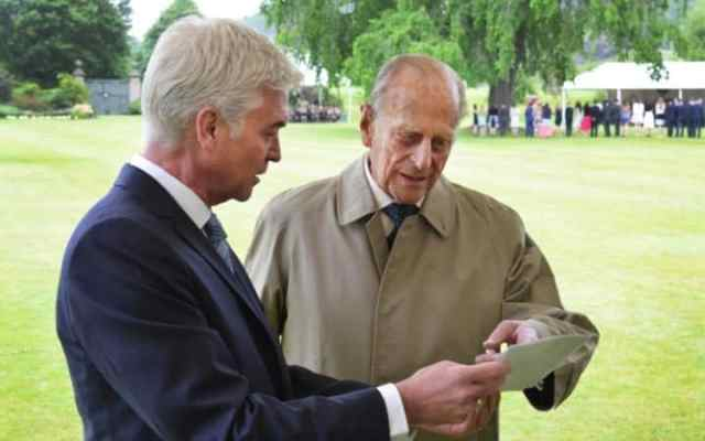 ITV #1 Monday in the UK as 'When Phillip Met Prince Phillip:60 Years as the Duke of Edinburgh' top program.