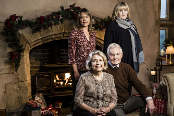 BBC One #1 Monday in the UK as 'Last Tango In Halifax' was the top program.