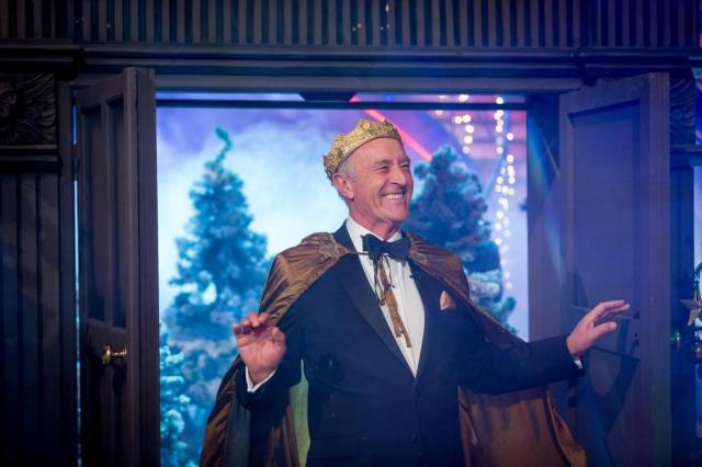 BBC One #1 Christmas as 'Strictly Come Dancing' was the #1 program.