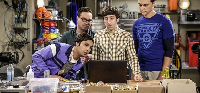 CBS #1 Monday as 'The Big Bang Theory' top program.