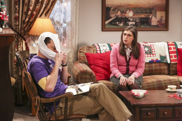 CBS #1 Thursday as 'The Big Bang Theory' was the top program as it drew over 16.6 million viewers