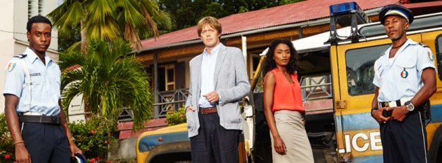 BBC One #1 in the UK Thursday as 'Death In Paradise' top program.