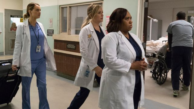 ABC #1 Thursday as it breaks CBS' streak. 'Grey's Anatomy' top program.