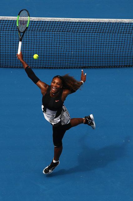 Seven #1 in Australia Monday as '2017 Australian Open Night #8' top program.