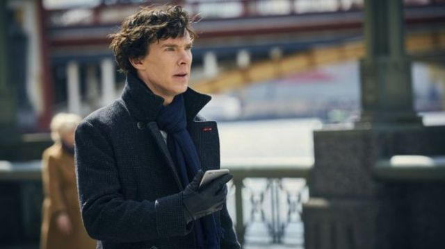 BBC One #1 in the UK Sunday New Year's Day 2017 as 'Sherlock' was the top program.