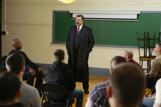 'Blue Bloods' top program in the English Speaking World on Friday.