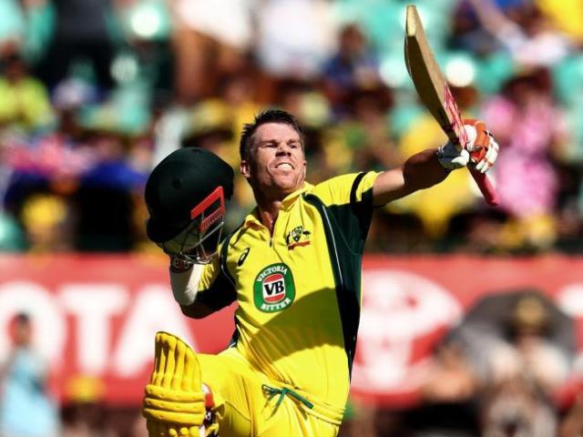 Nine #1 Sunday in Australia as 'One Day Series:Australia v Pakistan' top program