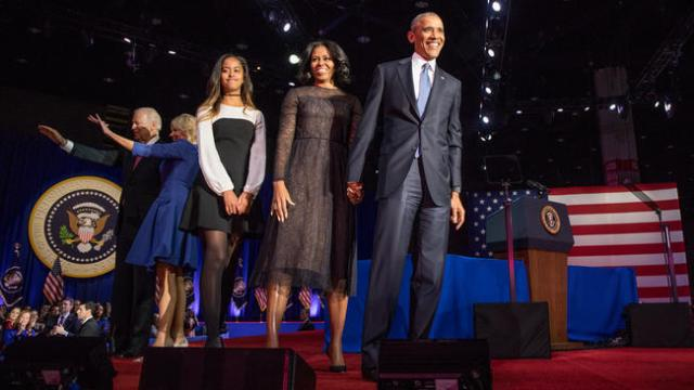 President Obama's Presidential Farewell Speech