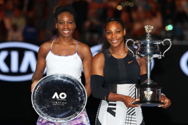 Serena is the Queen of Tennis as she won the '2017 Australian Open Women's Title'.