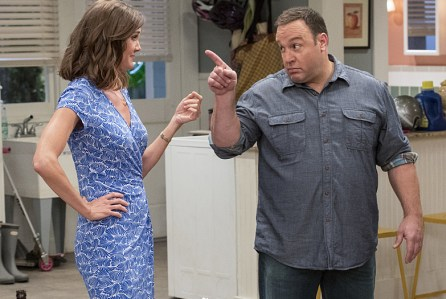 CBS #1 Monday as 'Kevin Can Wait' was the top program.